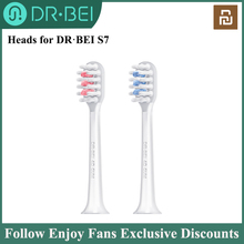 Replacement-Heads Tooth-Brush Cleaning-Brush Oral-Teeth Electric Ultrasonic BEI DR 4D