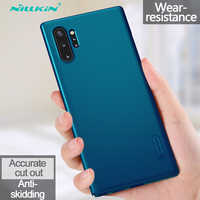 For Samsung Galaxy Note 10 Case Note10 Plus Cover NILLKIN Super Frosted Shield Plastic Hard Phone Cases For Galaxy Note 10+ Plus
