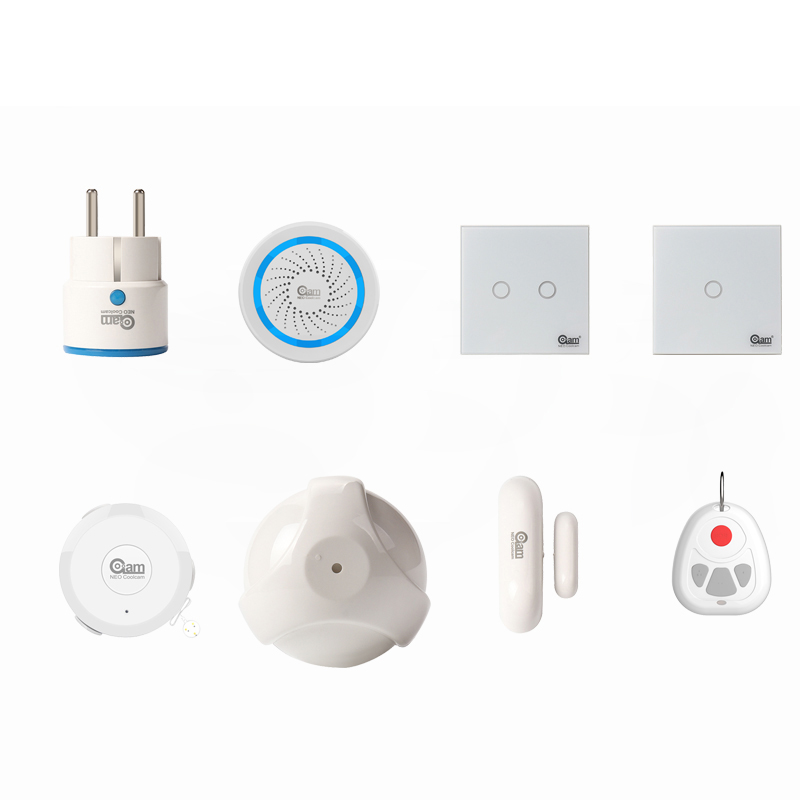 NEO Coolcam Smart Home Automation Z Wave Plus US 908.4MHZ Smart Sensors