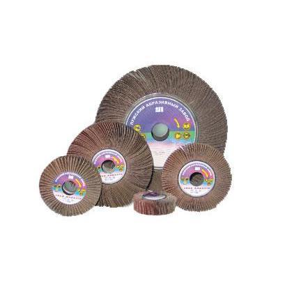 Circle Petal Groove (CL) LUGA-GRIT 100X60X12 P180 (#) Grasslands