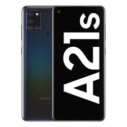 Samsung Galaxy A21s 4 ГБ/64 Гб черный с двумя SIM-картами A217
