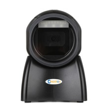 цена на Bar code scanner Omni Barcode Scanner 1D/2D Bar code Scanner Ticketing QR Code Scanner  Desktop Auto Sense Data Matrix Reader