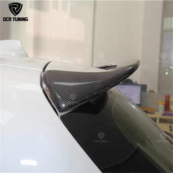 For BMW F20 Spoiler 2012 - 2018 1 Series 116i 120i 118i M135i F20 F21 Carbon Fiber Rear Roof / Top Spoiler AC Style F20 Spoiler