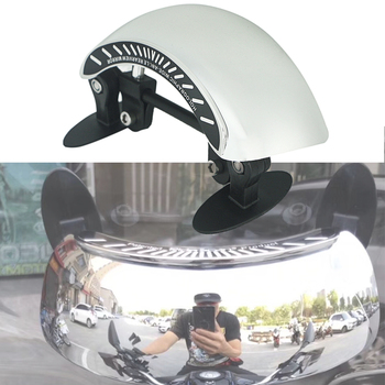 Motorcycles Wide Lens rear view 180 Degree Safety Rearview Mirrors For BMW R1250GS R1250RT R 1250GS LC Adventure ADV R 1250 GSA