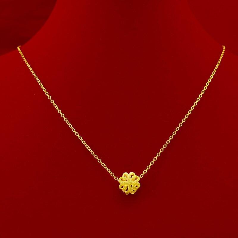 Korean Fashion 14k Gold Jewelry Charms