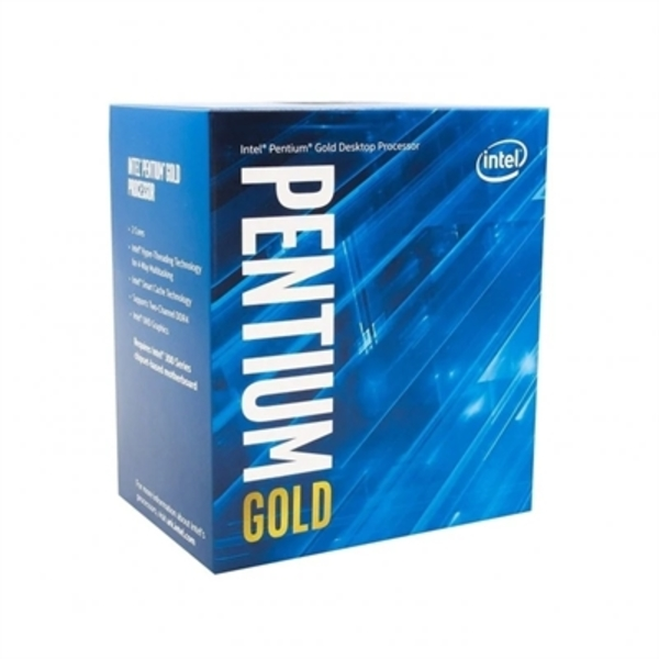 Processor Intel G6600 Intel Pentium Gold G6600 4,2 GHz 4 MB LGA1200 1