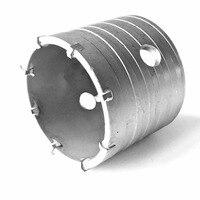 Бесплатная доставка Профессиональная 90*72 * M22 твердосплавная пила с отверстием для стены для воздушных condtiional отверстий  открывающихся на ки...
