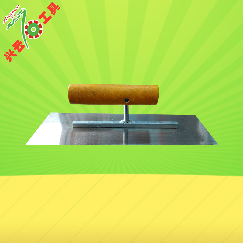 Wholesale Gu Tuo Middle Length Mud Guard Claying Board Stainless Steel Mud Guard Iron Plate Some Mud And Tool Hardware Tools
