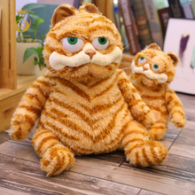 1PCS 30/45cm cute fat cat plush toy simulation soft plush stuffed animal kids toys appease doll home decoration Christmas gift big toy owl doll plush toys simulation wildlife christmas valentine s day gift home decoration