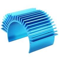 Rc Car Spare Parts 540 550 Motor Radiator For Wltoys 12428 12423 A959 B A969 B A979 B A929 B Blue RC Cars     -