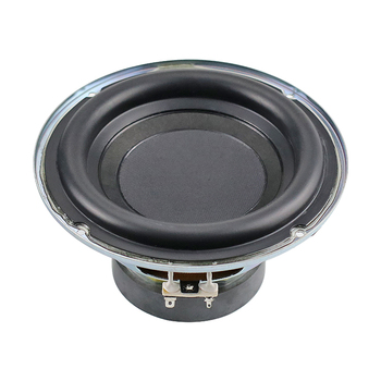 6.5 inch Subwoofer Speaker 4ohm 100W Woofer 2