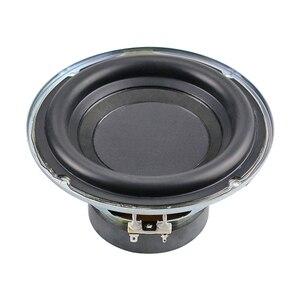 Image 2 - Ghxamp 6.5 calowy głośnik Subwoofer 4ohm 100W głośnik niskotonowy głęboki bas 30 rdzeń długi skok gumowa krawędź 1PC