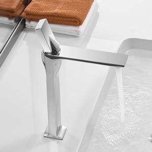 Basin Faucet Chrome Faucet Bas