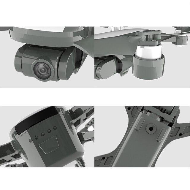 JJRC X9 RC Drone GPS 1080P HD caméra 5G WiFi FPV RTF RC quadricoptère optique débit positionnement Altitude tenir suivez-moi enfants jouets