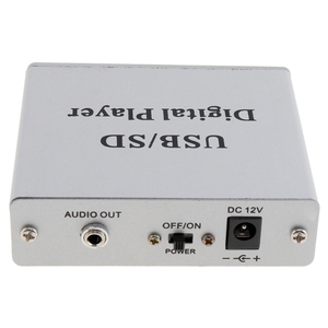 Image 3 - Dc 12vデジタルオートカーパワーアンプMp3 オーディオプレーヤーリーダー 3 電子キーパッド制御サポートusb sd mmcカード