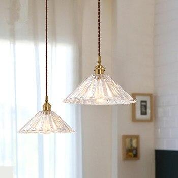 lustre pendente hanglamp crystal  restaurant   living room  LED  pendant lights deco chambre  luminaire