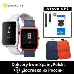 Xiaomi huami Amazfit Bip GPS Youth Men Women SmartWatch 2 Bluetooth Heart Rate Huami xiaomi Amazfit Bip Lite pk BIP GTS