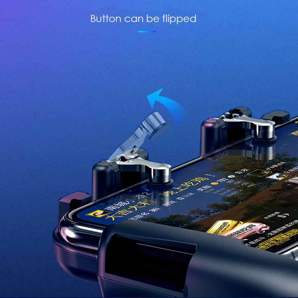 H6 通常ポータブルゲームパッド & ジョイスティック携帯電話のゲームコントローラアクセサリースタンドホルダー用 xiaomi huawei のため