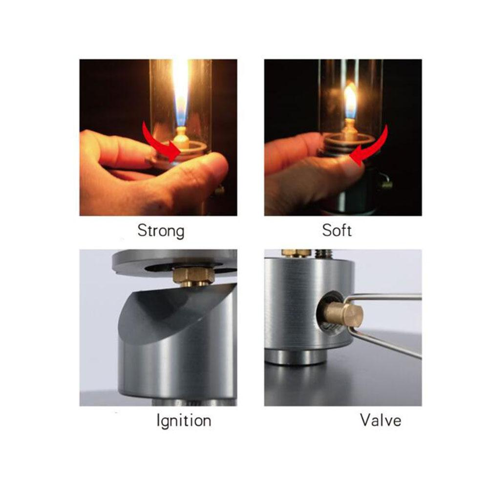 HobbyLane BRS 55 Outdoor Camping Lamp Portable Gas Lamp Tourist The Tent Night Lights Camping Gas Lantern Plastic Storage Box in Outdoor Tools from Sports Entertainment
