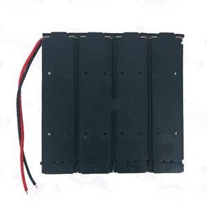 Image 3 - 2S2P DIY Power5ed Hộp Sạc Xả Điều Khiển Pin Dành Cho Pin Li ion 7.4V 18650 Cell Pin Khe Cắm Sạc