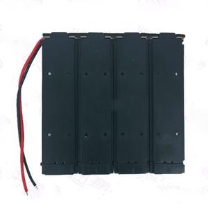 Image 3 - 2S2P DIY power5ed 상자 충전 방전 제어 배터리 홀더 케이스 리튬 이온 7.4V 18650 셀 배터리 충전 슬롯