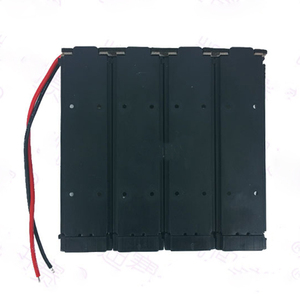 Image 3 - 2S2P DIY power5ed box Charging Discharging Control Battery Holder Case for Li ion 7.4V 18650 Cell  battery charging slot