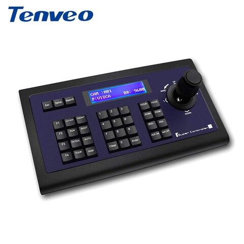tenveo kz1 conferencia controlador de teclado joysticker ptz controlador de teclado perfeitamente apto para tenveo