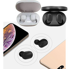 Wireless Bluetooth Earbuds IPX5 Waterproof Headset HIFI Stereo Headphones Mini In Ear Bluetooth Earbuds with Charging Case