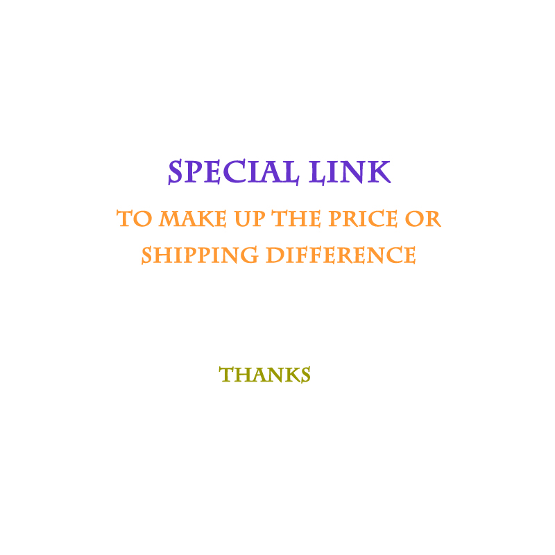 Special Link to make up the Price or Shipping difference