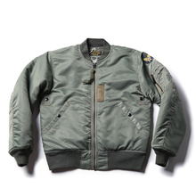 Bronson Repro Usaf 1955 Ma 1 Bomberjack 50S Winter Mannen Militaire Bomber Jas