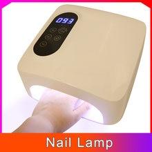 15600 мАч 72 Вт мощная УФ лампа для ногтей 36 светодиодный s