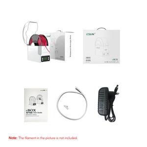 Image 5 - ESUN eBOX ثلاثية الأبعاد طابعة خيوط صندوق حامل تخزين خيوط حفظ خيوط الجافة قياس وزن خيوط لأجزاء طابعة ثلاثية الأبعاد