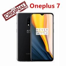 Global Rom OnePlus 7 12GB RAM 256GB ROM Smartphone Snapdragon 855 6.41 Inch Optic AMOLED Display Fingerprint 48MP Camera UFS 3.0