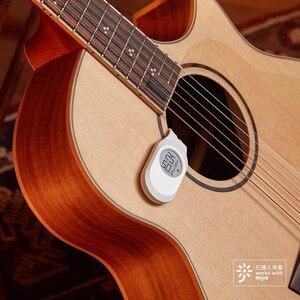 Image 3 - Умный термометр Qingping Cleargrass LEE Guitar с датчиком температуры и влажности, цифровой термометр с Bluetooth и ЖК дисплеем, работает с приложением Mijia