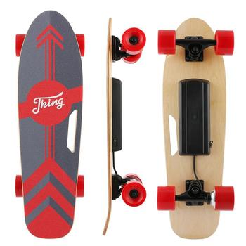 3-Speed Electric Skateboard with Remote Controller
