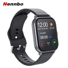 T55 Smart Watch Heart Rate Blood Pressure Fitness Wristband Sports Waterproof Pe