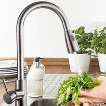 Rotate Faucet Lengthen Accessories Family Kitchen Filter Durable Rotatable Save Water Adapter Saving