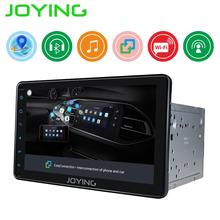 JOYING Android 8.1 2 din car radio 8 inch HD touch screen GPS navigation wifi BT 1GB fast boot SWC For Toyota camry/RAV4/Corolla все цены