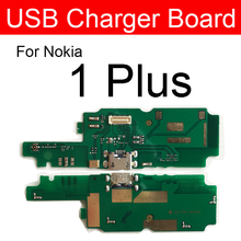 Charger USB Jack Board For Nokia 1 Plus 1Plus Charging Port Module Usb Connector Port Board