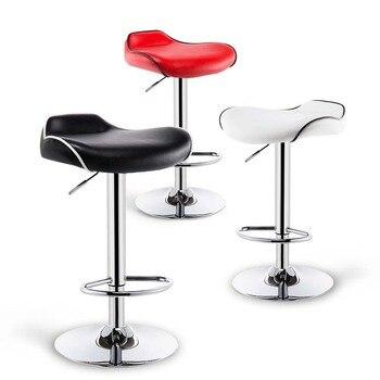 Bar Chair Household High Stool Lift Bar Chair Modern Simple High Stool Cash Register Chair Bar Table Chair