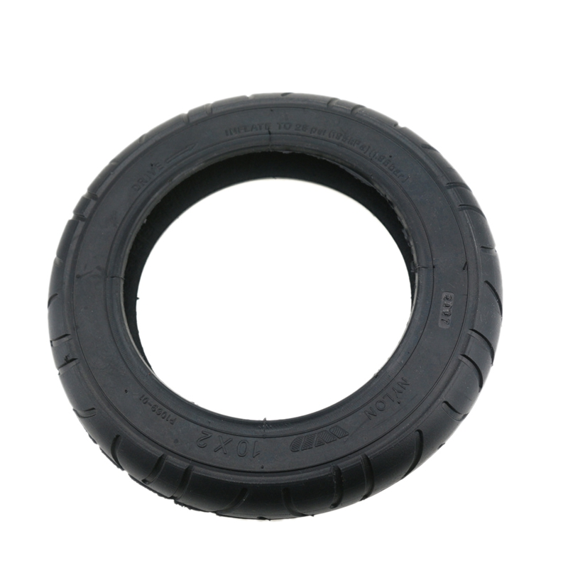 For Xiaomi Mijia M365 10 Inch Electric Scooter Tire 10 x 2 Inflatable Solid Tire Wanda Tire|Tires| |  - title=