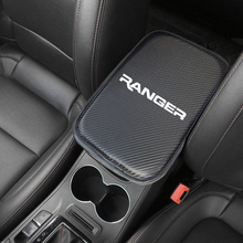 Cushion-Mat Car-Accessories Auto-Console-Central-Armrest Ford Ranger T6 1pcs Soft-Pad