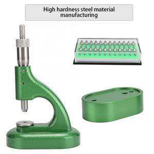 Image 2 - Professional Rhinestone Diamond Setting Applicator Machine Gem Setting Adjuster Tool Kit Watch Repairing Tool for Watchmaker