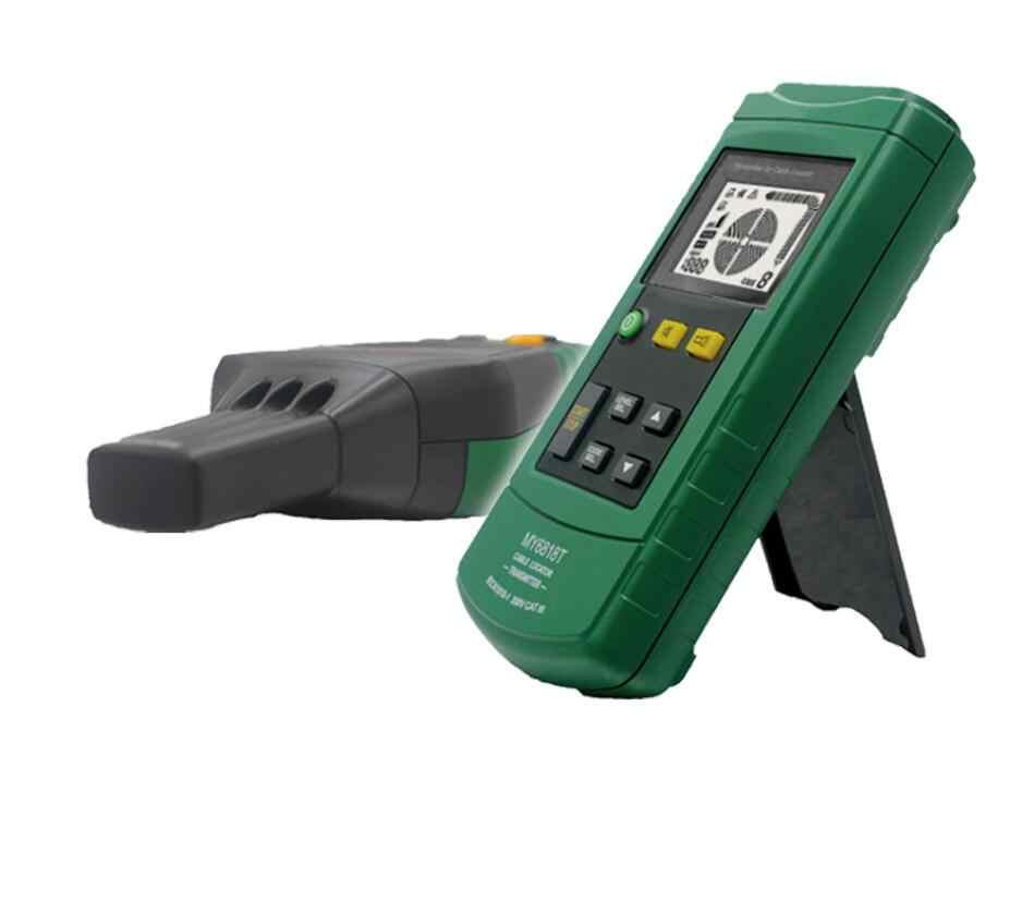 파이프 검출기 케이블-토너 파인더 로케이터 지하 전화 케이블 MS6818-Wire-Tracker