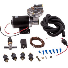 Vacuum-Pump-Kit Brake-Booster for 12-Volt 18--To-22-Chevy Electric