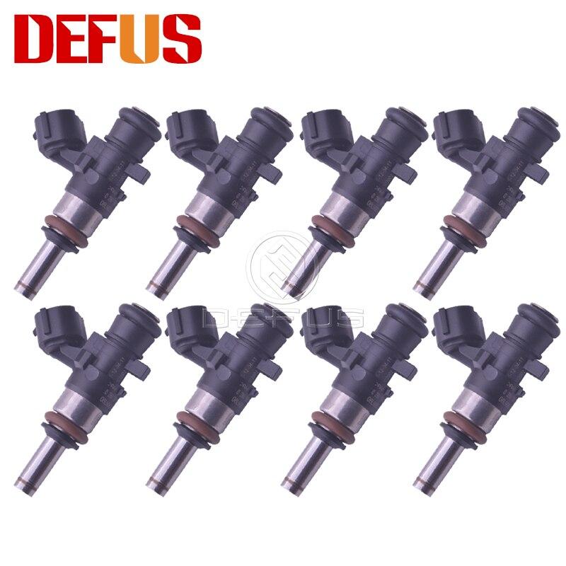 DEFUS 4/6/8/12pcs OE 0280158266 Fuel Injector Nozzle For A3/A4/A5/A7/Beetle/Golf VII 1.8 2.0L 06L906031A 06L 906 031 C Bico NEW