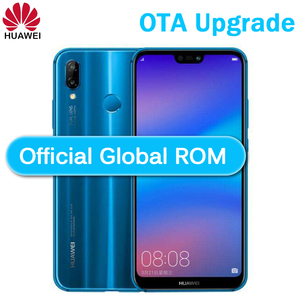 Huawei P20 Lite Nova 3e Global Version Optional 4G 64G Mobile Phone Octa Core 5.84