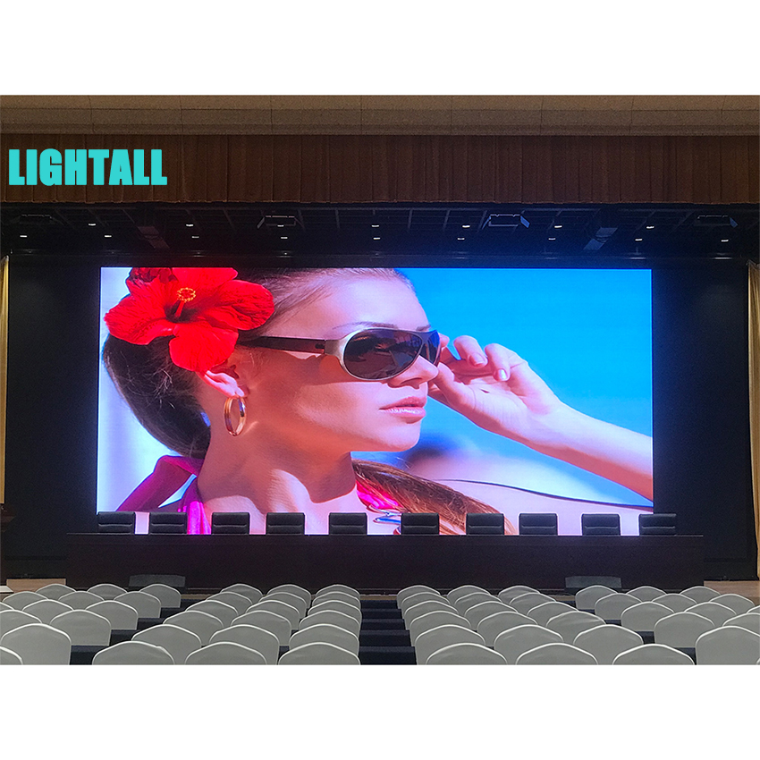 <font><b>Digital</b></font> P3.91mm full color SMD2121 500*1000mm indoor rental cabinet easy install LED display led panel advertising <font><b>billboard</b></font> image