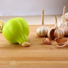 Creative Rubber Garlic Peeler Garlic Presses Soft Peeled Garlic Stripping Tool Healthy and non-toxic Kitchen Accessories 1pc garlic peeler garlic peeler garlic peeler silicone peeler garlic peeler manual garlic peeler kitchen toolsa134