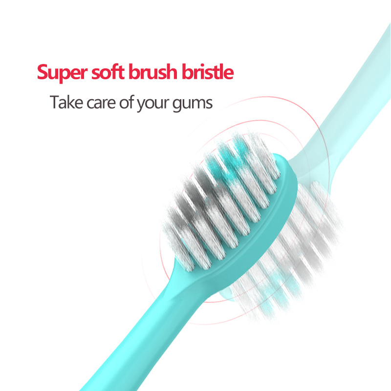 New Adults Electric Toothbrush IPX7 Waterproof Sonic Toothbrush 3 Soft Toothbrush Heads Oral Care Sonic Brush
